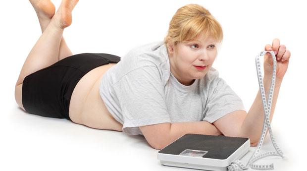 как похудеть полной девушке